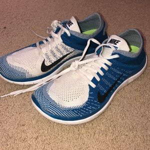 cheap for discount 72316 b3657 Nike Free Run Flyknit 4.0
